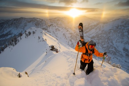 Mt Superior Dawn Patrol