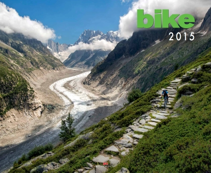 Bike 2015 Calendar Cover, German Magazine