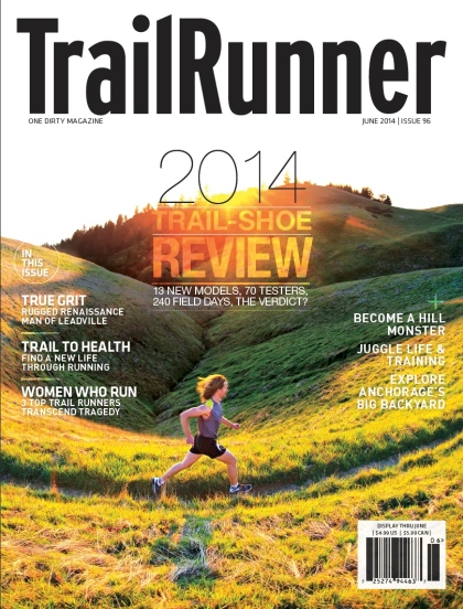 TrailRunner June Issue, USA Magazine