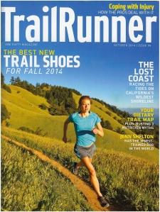 October 2014 Trail Runner