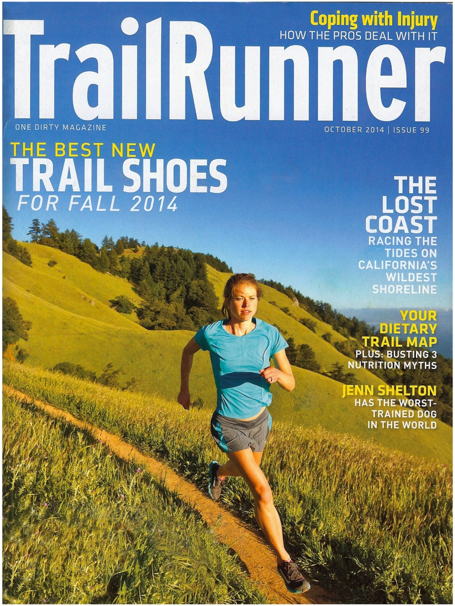 October 2014 Trail Runner